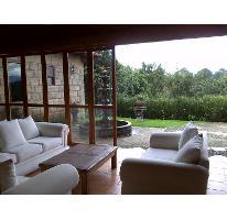 Foto de casa en venta en  , avándaro, valle de bravo, méxico, 2485219 No. 01