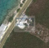 Foto de terreno habitacional en venta en ave rafael melgar sur 32, zona hotelera sur, cozumel, quintana roo, 2563980 no 01