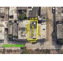 Foto de terreno habitacional en venta en avenida 1 ero de may , 12 de mayo, mazatlán, sinaloa, 2831987 No. 01