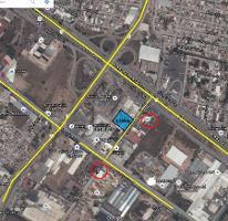 Foto de terreno comercial en venta en avenida benito juarez y eje 102 , zona industrial, san luis potosí, san luis potosí, 4540834 No. 01