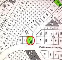 Foto de terreno habitacional en venta en avenida champayán (esq. con san jaure) 0, residencial lagunas de miralta, altamira, tamaulipas, 2415139 No. 01