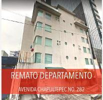 Foto de departamento en venta en avenida chapultepec 282, roma norte, cuauhtémoc, distrito federal, 0 No. 01