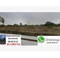 Foto de terreno habitacional en venta en avenida cuauhtemoc 000, barrio la cañada, huehuetoca, méxico, 2825403 No. 01