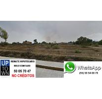 Foto de terreno habitacional en venta en avenida cuauhtemoc , barrio la cañada, huehuetoca, méxico, 2826871 No. 01