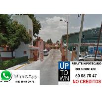 Foto de casa en venta en avenida dalias , villa de las flores 1a sección (unidad coacalco), coacalco de berriozábal, méxico, 2799114 No. 01