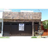 Foto de casa en venta en avenida de las fuentes 546, casa blanca, cajeme, sonora, 2386533 No. 01