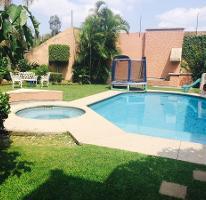 Foto de casa en venta en avenida de las palmas , bellavista, cuernavaca, morelos, 3724941 No. 01