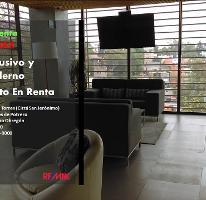 Foto de departamento en renta en avenida de las torres 805, torres de potrero, álvaro obregón, distrito federal, 0 No. 01
