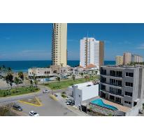 Foto de departamento en venta en avenida del estero , cerritos resort, mazatlán, sinaloa, 2455832 No. 01