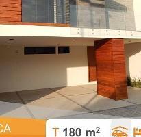 Foto de casa en venta en avenida del jaguey , san bernardino tlaxcalancingo, san andrés cholula, puebla, 0 No. 01
