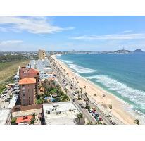 Foto de departamento en venta en avenida del mar 2302, flamingos, mazatlán, sinaloa, 2411476 No. 01
