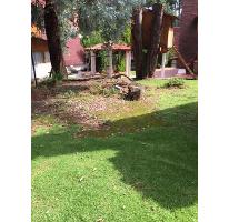 Foto de terreno habitacional en venta en avenida del parque , avándaro, valle de bravo, méxico, 2060882 No. 01