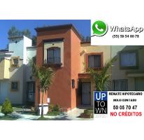 Foto de casa en venta en avenida hacienda eucaliptos , hacienda del real, tonalá, jalisco, 2831778 No. 01