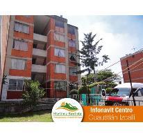 Foto de departamento en venta en avenida josé maría morelos 1, infonavit centro, cuautitlán izcalli, méxico, 2841361 No. 01