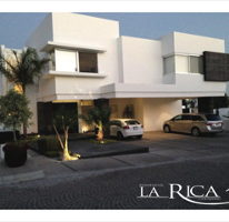 Foto de casa en condominio en venta en avenida la rica, residencial la rica 0, juriquilla, querétaro, querétaro, 3877295 No. 01