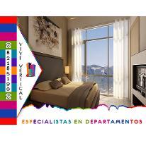 Foto de departamento en venta en avenida manuel j. clouthier , colinas del valle 2 sector, monterrey, nuevo león, 453554 No. 01