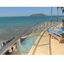 Foto de departamento en venta en avenida playa gaviotas , zona dorada, mazatlán, sinaloa, 2475629 No. 01