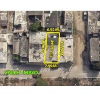 Foto de terreno habitacional en venta en avenida primero de mayo 2, 12 de mayo, mazatlán, sinaloa, 2781851 No. 01