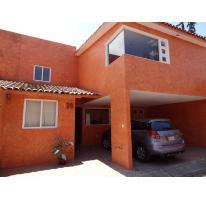 Foto de casa en venta en  50, san salvador, metepec, méxico, 2862678 No. 01