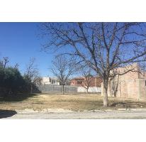 Foto de terreno habitacional en venta en avenida tehuixtla 0, san alberto, saltillo, coahuila de zaragoza, 2130325 No. 01