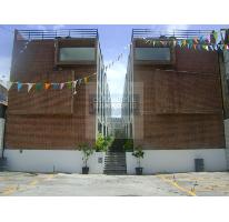 Foto de casa en condominio en venta en avenida toluca 535, olivar de los padres, álvaro obregón, distrito federal, 2849080 No. 01