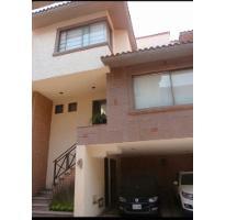Foto de casa en venta en avenida toluca , olivar de los padres, álvaro obregón, distrito federal, 2431723 No. 01