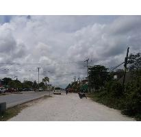 Foto de terreno habitacional en venta en avenida tulum s/n , tulum centro, tulum, quintana roo, 0 No. 01