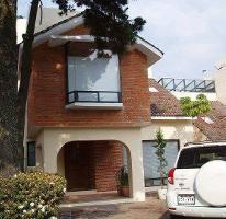 Foto de casa en venta en aztecas , barrio san francisco, la magdalena contreras, distrito federal, 0 No. 01