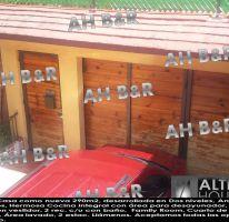 Foto de casa en venta en Ejidos de San Pedro Mártir, Tlalpan, Distrito Federal, 1545933,  no 01