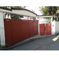 Foto de terreno habitacional en venta en balcon del diablo , tetelpan, álvaro obregón, distrito federal, 2770136 No. 01