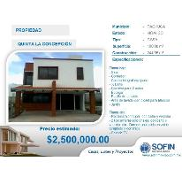 Foto de casa en venta en  , banús, san agustín tlaxiaca, hidalgo, 2438045 No. 01