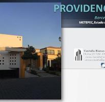 Foto de casa en venta en barcelona 0, la providencia, metepec, méxico, 3668273 No. 01