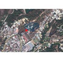Foto de terreno habitacional en venta en barrio del calvario sin numero, valle de bravo, valle de bravo, méxico, 0 No. 01