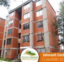 Foto de departamento en venta en INFONAVIT Centro, Cuautitlán Izcalli, México, 2404440,  no 01