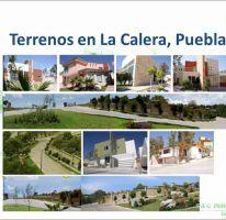 Foto de terreno habitacional en venta en La Calera, Puebla, Puebla, 2203774,  no 01