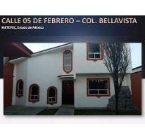 Foto de casa en venta en  , bellavista, metepec, méxico, 2837847 No. 01