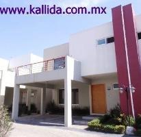 Foto de casa en venta en  , bellavista, metepec, méxico, 4460810 No. 01