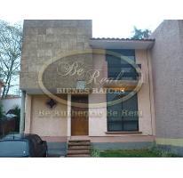 Foto de casa en renta en  , bellavista, xalapa, veracruz de ignacio de la llave, 2075106 No. 01