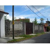 Foto de terreno habitacional en venta en, bello horizonte, cuernavaca, morelos, 1703276 no 01