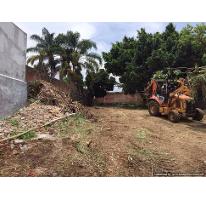 Foto de terreno habitacional en venta en  , bello horizonte, cuernavaca, morelos, 2627223 No. 01