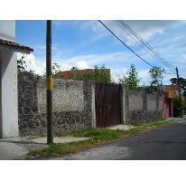 Foto de terreno habitacional en venta en  , bello horizonte, cuernavaca, morelos, 2730764 No. 01