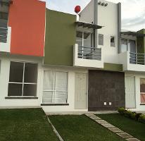 Foto de casa en condominio en venta en, benito juárez, emiliano zapata, morelos, 1074285 no 01