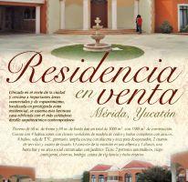 Foto de casa en venta en, benito juárez nte, mérida, yucatán, 2053384 no 01
