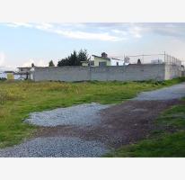 Foto de terreno habitacional en venta en benito juárez sin numero, lázaro cárdenas, metepec, méxico, 0 No. 01