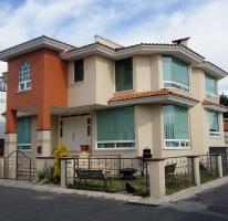 Foto de casa en venta en benito juarez , villas del sol, metepec, méxico, 4231860 No. 01