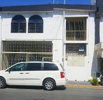 Foto de casa en venta en  , bernardo reyes, monterrey, nuevo león, 4314756 No. 01