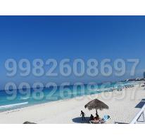 Foto de departamento en venta en blvrd kukulcan 1, zona hotelera, benito juárez, quintana roo, 2693565 No. 01