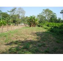 Foto de terreno habitacional en venta en  , boquerón 1a sección (san pedro), centro, tabasco, 2612895 No. 01