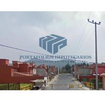 Foto de casa en venta en bosque canelos 0, real del bosque, tultitlán, méxico, 2780095 No. 01