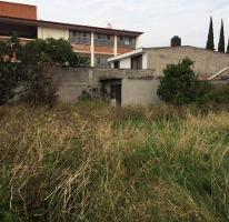 Foto de terreno habitacional en venta en  , bosque residencial del sur, xochimilco, distrito federal, 0 No. 01